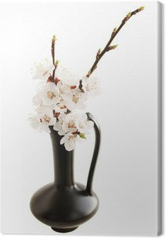 Obraz na Płótnie Wiosna ikebana