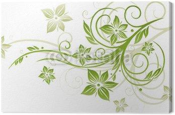 Obraz na Płótnie Wiosna, kwiat, ziele