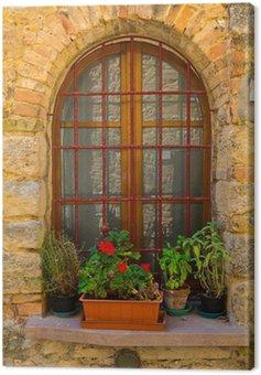 Włoski okno