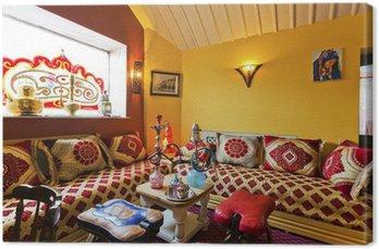 Obraz na Płótnie Wschodniej shisha lounge
