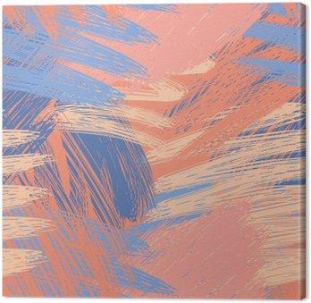 Obraz na Płótnie Wyrafinowane pastelowe tło wzór