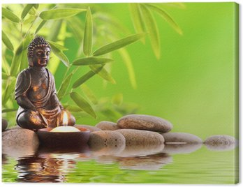 Obraz na Płótnie Zen budda