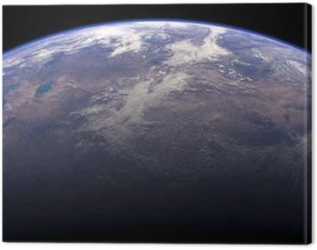 Obraz na Płótnie Ziemia