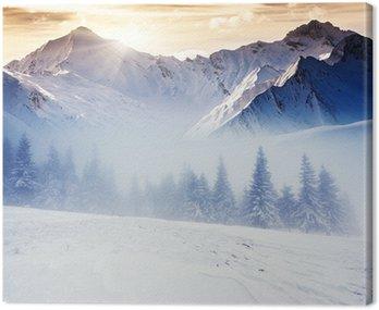 Obraz na Płótnie Zima