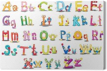 Znaków alfabetu