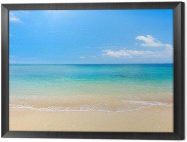 Obraz v Rámu Pláže a tropické moře