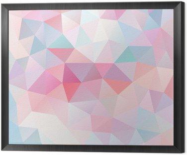 Obraz w Ramie Abstrakcyjne tło