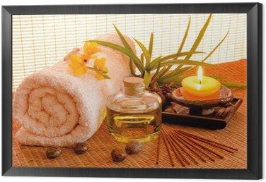 Obraz w Ramie Aromaterapia
