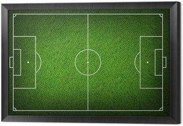 Obraz w Ramie Boisko do piłki nożnej