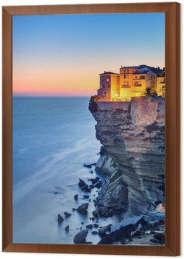 Obraz w Ramie Bonifacio - Corse du Sud