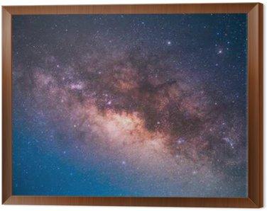 Obraz w Ramie Centrum Drogi Mlecznej