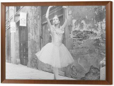 Obraz w Ramie Dancer 5