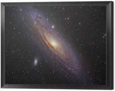 Obraz w Ramie Galaktyka Andromedy