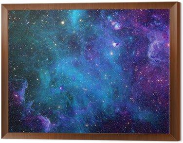 Obraz w Ramie Galaktyka