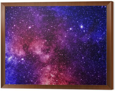 Obraz w Ramie Głęboki kosmos
