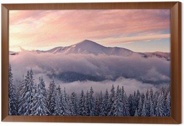 Obraz w Ramie Góry