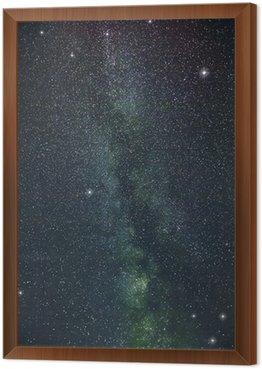 Obraz w Ramie Gwiazdy Drogi Mlecznej