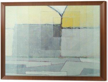Obraz w Ramie Malarstwo abstrakcyjne