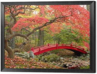 Obraz w Ramie Ogród japoński