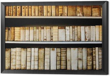 Obraz w Ramie Old Folio