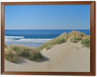 Obraz w Ramie Plaża