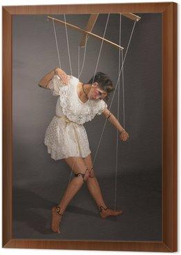 Puppenspiel Marionette