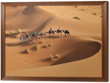 Obraz w Ramie Sahara