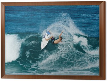 Surfer slash