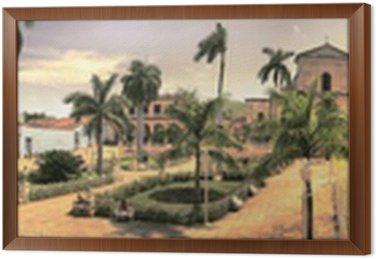 Obraz w Ramie Trinidad Kuba