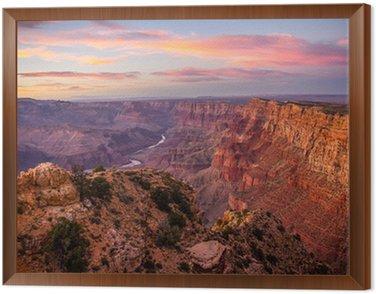 Obraz w Ramie Wielki Kanion