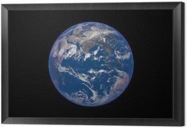 Obraz w Ramie Ziemia
