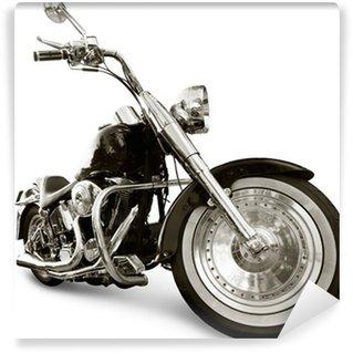 Omyvatelná Fototapeta Motocykl