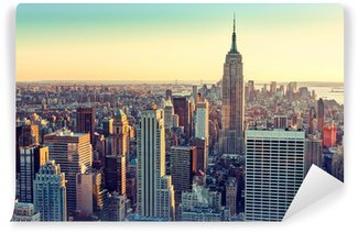 Omyvatelná Fototapeta New york