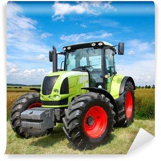 Omyvatelná Fototapeta Traktor
