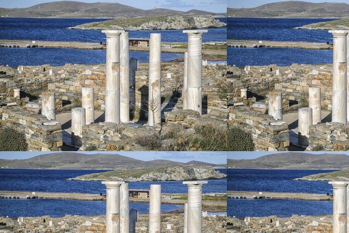 Papel de Parede em Vinil Delos Ruins - Europa
