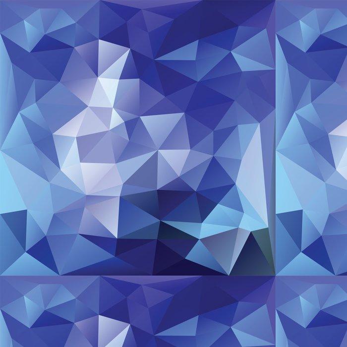 Papel de Parede em Vinil Geometric Abstract background. - Fundos