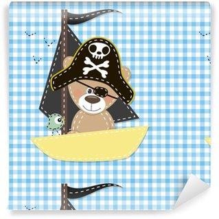 Pixerstick Papel Pintado Pirata