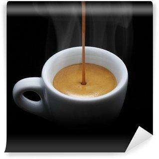 Papier Peint Vinyle 3 tasse de café