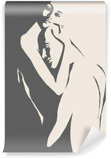 Papier Peint Vinyle Aimer