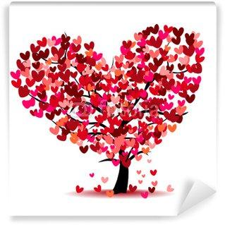 Papier Peint Vinyle Arbre de Love Tree of Life