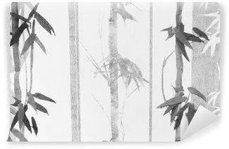 Papier Peint Autocollant Bamboo texture