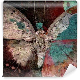 Papier Peint Autocollant Papillon