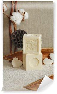 Papier Peint Vinyle Bain