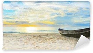 Papier Peint Vinyle Beach panorama