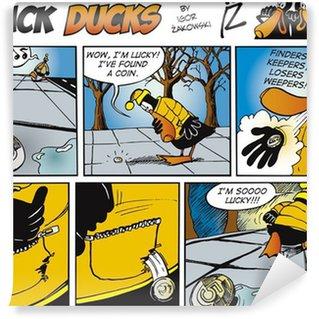 Papier Peint Vinyle Black Ducks Comics episode 71