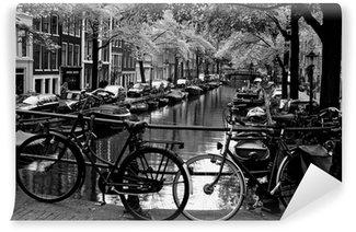 Papier Peint Vinyle Bloemgracht d'Amsterdam