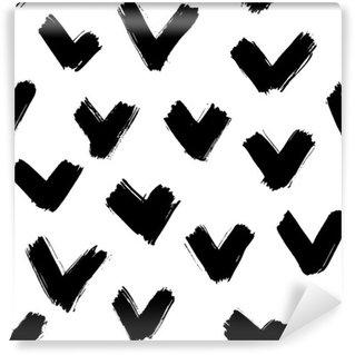 Papier Peint Vinyle Brosse Seamless coups motif