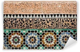 Papier Peint Vinyle Carrelage marocain