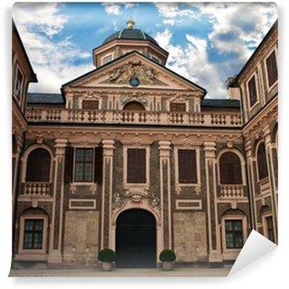 Papier Peint Vinyle Château Favorite a été construit par JML Rohrer 1 710 1 730 en Allemagne.