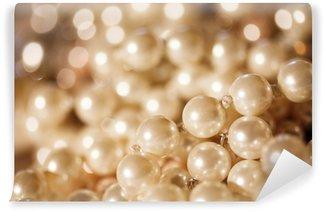 Papier Peint Vinyle Colliers de perles